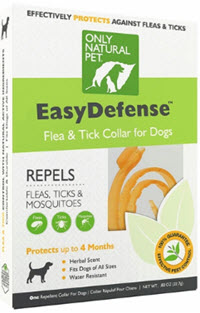 Protecting your pet from pests has never been easier thanks to the long-lasting, natural power of this essential oil infused collar available from www.carolesdoggieworld.com