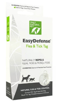 A safe, chemical-free way to keep harmful pests off of your pet that utilizes your pet's own energy to create a natural barrier to fleas, ticks and mosquitoes. Available from www.carolesdoggieworld.com