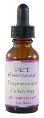 Pet Flower Essences for Depression available from www.carolesdoggieworld.com  Dogs' experience sadness, grief and depression, too! This Essence can also be used to ease the dying process..